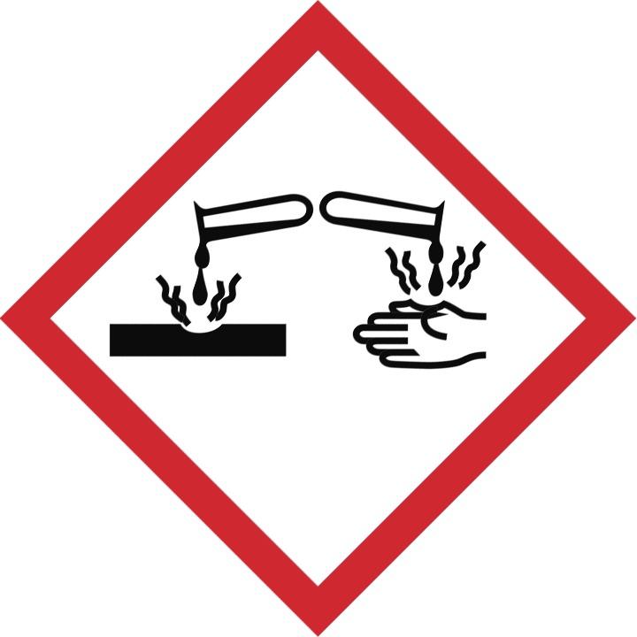 corrosieve stof